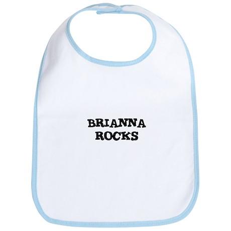 BRIANNA ROCKS Bib
