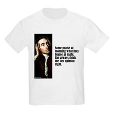 """Pope """"Some Praise"""" T-Shirt"""