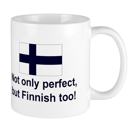 Perfect Finnish Mug