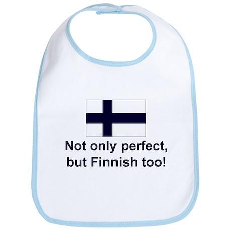 Perfect Finnish Bib