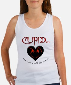 Don't Trust Cupid Women's Tank Top