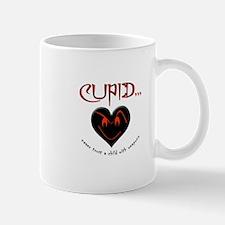 Don't Trust Cupid Mug
