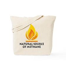 NATURAL SOURCE OF METHANE Tote Bag