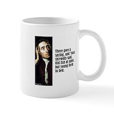 """Pope """"Young Flesh"""" Mug"""