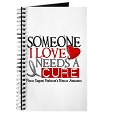 Needs A Cure PARKINSONS Journal