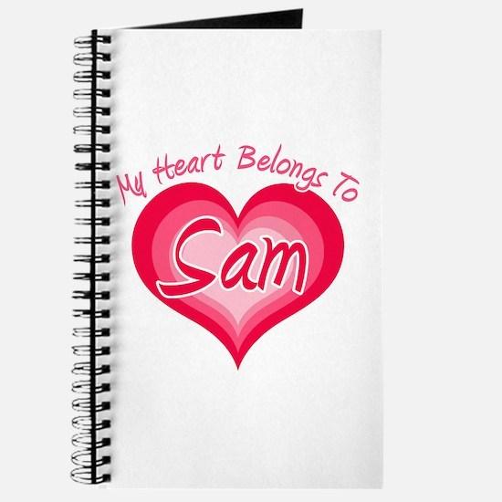 I Heart Sam Journal