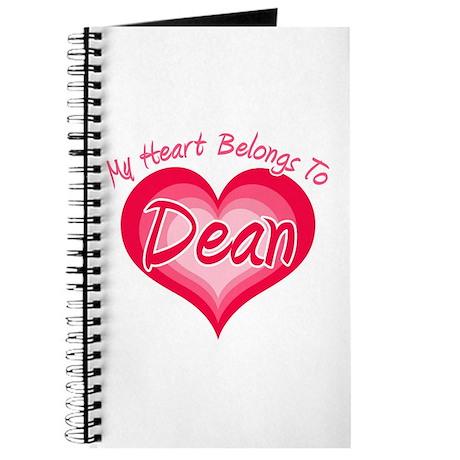 I Heart Dean Journal