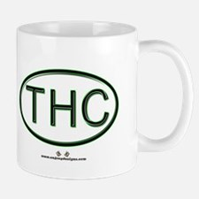 THC - 11oz. Mug