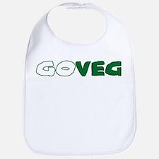 GoVeg - Go Vegetarian Bib