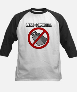 Less Cowbell Tee