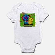 Cute Artists Infant Bodysuit