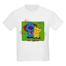 Cute Cat artist T-Shirt