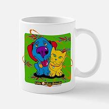 Cute Cat artists Mug