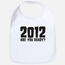 2012 Are You Ready? Bib