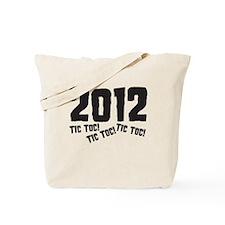 2012 Tic Toc! Tote Bag