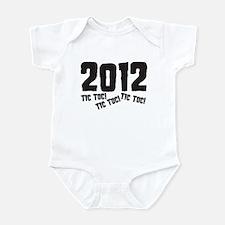 2012 Tic Toc! Infant Bodysuit