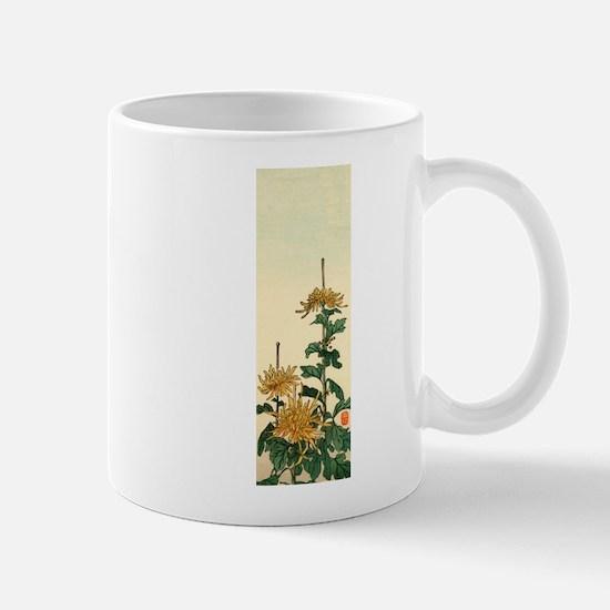 Cute Chrysanthemums Mug