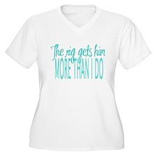 More Than I Do T-Shirt