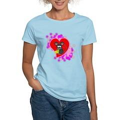 3D Mousey Valentine T-Shirt