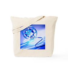 Film Reel Tote Bag