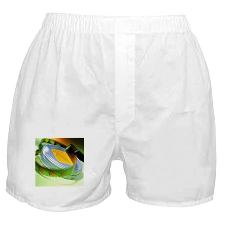 Film Can Boxer Shorts