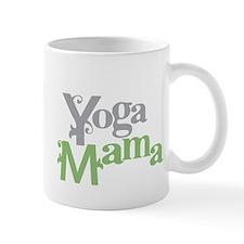 Yoga Mama Small Mug