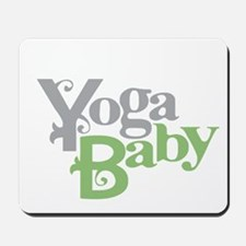Yoga Baby Mousepad
