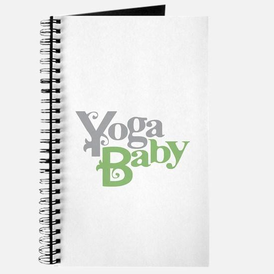 Yoga Baby Journal