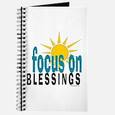 Focus on Blessings Journal