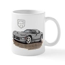 Viper Silver Car Mug