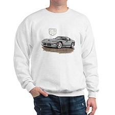 Viper Silver Car Sweatshirt