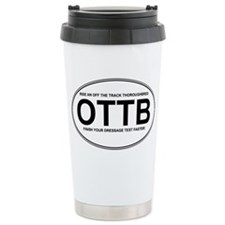 Cute Thoroughbred Travel Mug