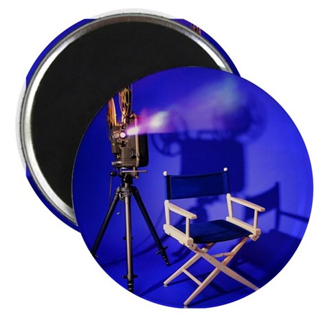 """Director Chair 2.25"""" Magnet (10 pack)"""