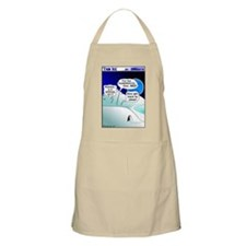 IS IT SPRING YET BBQ Apron