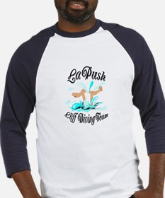 LaPush Cliff Diving Team Baseball Jersey