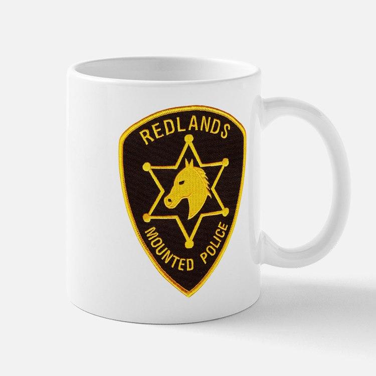 Redlands Mounted Posse Mug