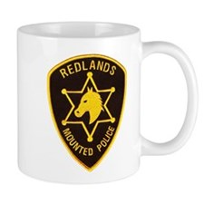 Redlands Mounted Posse Mug