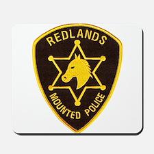 Redlands Mounted Posse Mousepad