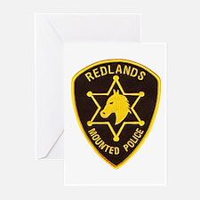 Redlands Mounted Posse Greeting Cards (Pk of 20)