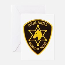 Redlands Mounted Posse Greeting Cards (Pk of 10)