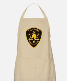 Redlands Mounted Posse BBQ Apron