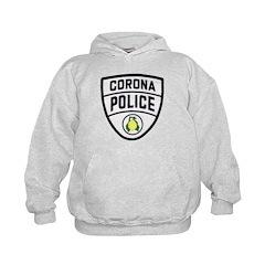 Corona Police Hoodie