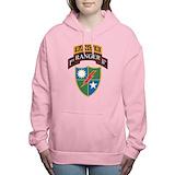 1st battalion 75 ranger regiment Hooded Sweatshirt