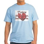 Tyrese broke my heart and I hate him Light T-Shirt