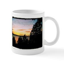 Lake Wallenpaupack Mug
