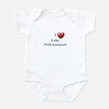 Lake Wallenpaupack Infant Bodysuit