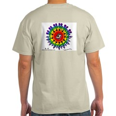 The Great Seal - Ash Grey T-Shirt