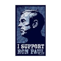 Ron Paul Rectangle Decal