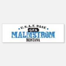 Malstrom Air Force Base Bumper Bumper Bumper Sticker