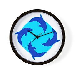 http://i3.cpcache.com/product/353507155/dolphin_ring_wall_clock.jpg?height=240&width=240